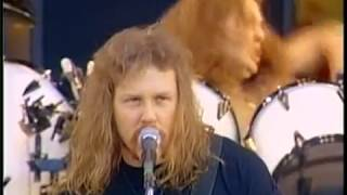 Metallica - Enter Sandman (The Freddie Mercury Tribute Concert)