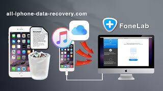 Three Way to Recover App Document from iPhone 6 Plus - iPhone 6 Plus App Files Recovery