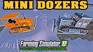 Snow Plowing at Green River Farming Simulator 17 Mods