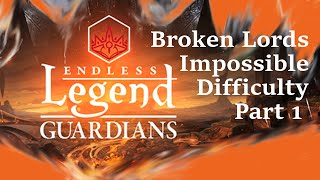 Endless Legend Guardians Expansion Impossible Difficulty  Broken Lords P01
