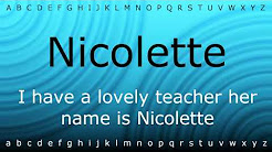 How to say 'Nicolette' with Zira.mp4