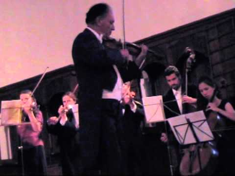Bloch: Abodah played by Alberto Lysy and Camerata Lysy