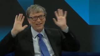 Davos 2019 - Bill Gates, Discussing Financial Innovation for Global Health