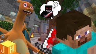 포켓몬 스쿨 학생들이 사람들을 죽인다고..?! [포켓몬스터 머더] 마인크래프트 하이픽셀 Minecraft [진호]