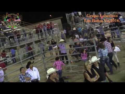 Grupo Laberinto,Abarrotó Los Terrenos De La Feria De Los Baños Ca,10/9/16.