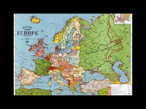 World Geography Online - Eastern Europe Historical Geography