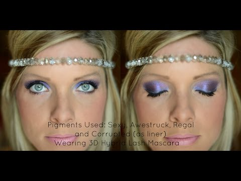 Younique Pigment Demo for Beginners by Krystal Smartt