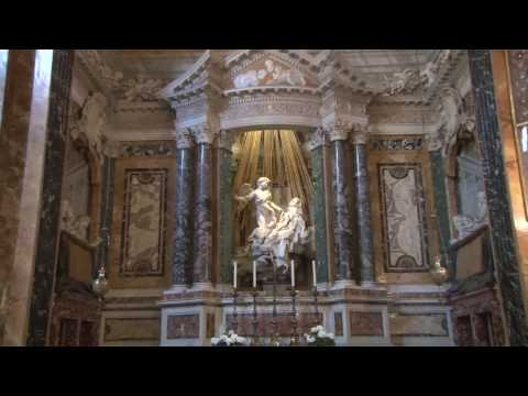 Rome: several churches & Spanish Steps