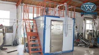 Cryogenic Grinding,Nitrogen Cooling Pulverizer,Cryogenic Grinder,Cryogenic Pulverizer