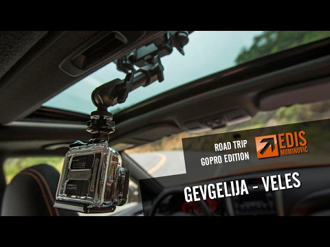 [A1, M1] Macedonia road trip: Gevgelija - Veles (MKD)