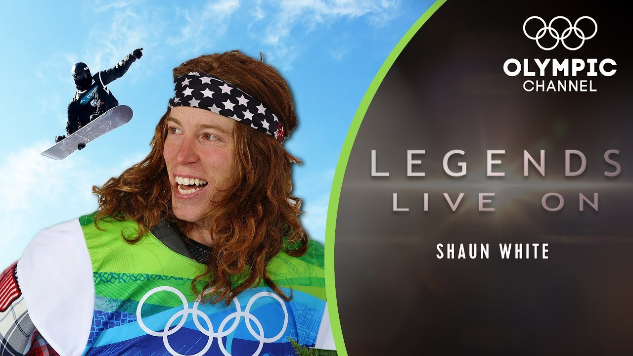 Shaun White: The Guy who Raised the Bar in Snowboarding | Legends Live On #1