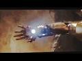 Homem de Ferro 3 Tony Colocando a Armadura.(2013).