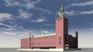 Стокгольмская ратуша(, 2016-04-24T20:10:33.000Z)