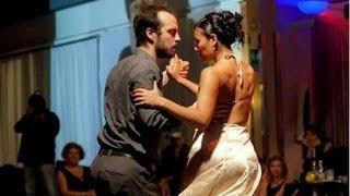 Pablo Rodriguez & Corina Herrera - tango show - organizer: TANGOVIRRI.pl Cracow Poland 2013