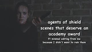 agents of shield scenes that deserve an academy award