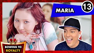 MAMAMOO (마마무) – Hwa Sa (화사) - Maria (마리아) - KPOP REACTION - …