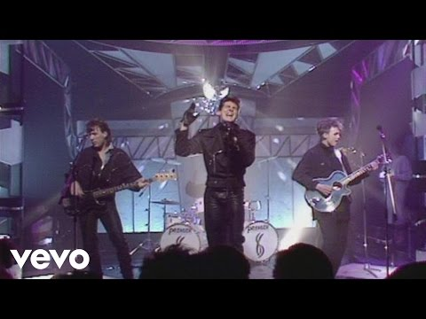 Spandau Ballet - Through The Barricades [Top Of The Pops 1986]