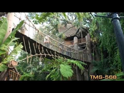 Youtube Tarzan's Treehouse