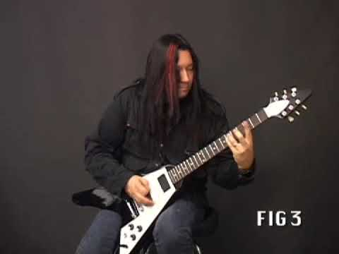Eric Peterson (Testament) Guitar Lesson - Over The Wall, Into The Pit, Trial By Fire, D.N.R.