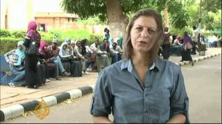 Students take lead in Sudan protests
