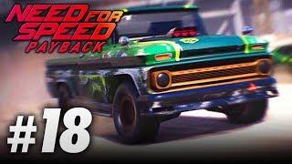 Need for Speed PAYBACK | Walkthrough - Part 18: HOLTZMAN & HAZARD COMPANY