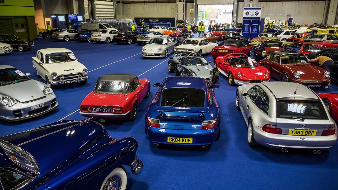 How To Set Up An Auction At The Nec Classic Motor Show
