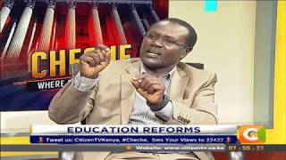 Cheche: Education Reforms[part 1]