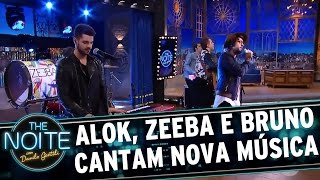 "Baixar Exclusivo: Alok, Zeeba e Bruno cantam ""Never Let Me Go"" 