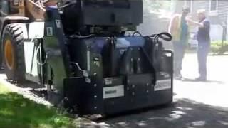 Video still for Zanetis Roadhog --McCann Demonstration