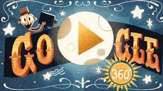 Georges Méliès Google Doodle