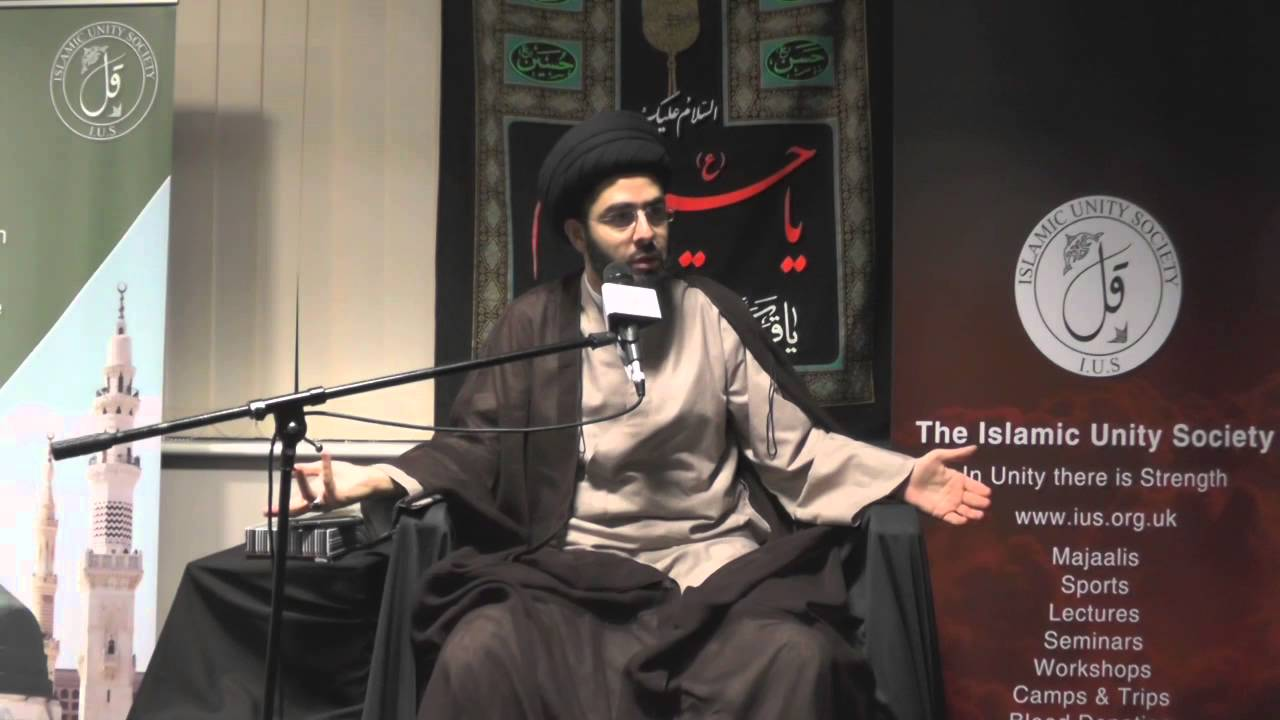 Download Examining Dua Tawasul - Sayed Hossein al-Qazwini - Ramadhan 1435/2014 - Night 23