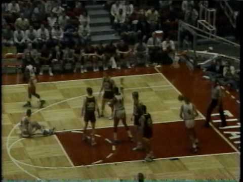 Ball State Basketball 1990