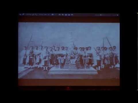 เผ่าทอง ทองเจือ_สมเด็จพระวัสสาอัยยิกาเจ้ากับการส่งเสริมวัฒนธรรมทอผ้าของไทย (3-3)