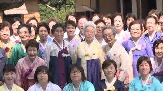 Delegation of Korean Women in Japan Visits Mangyongdae