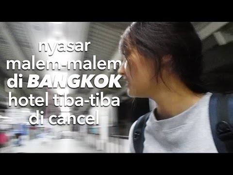 ✈ Travel Vlog: BANGKOK, Thailand (Part 1)