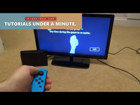 How to use your Nintendo Switch Joy-Con like a Wiimote Pointer