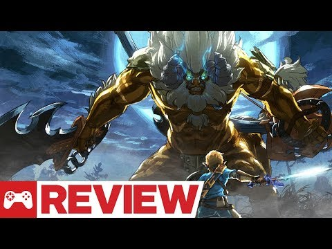 The Legend of Zelda: Breath of the Wild - The Master Trials DLC Review