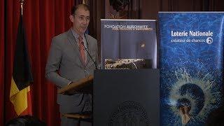 B. Fort - Conseiller de Son Excellence C.-F. ARNOULD, Ambassadeur de France en Belgique - 2017-10