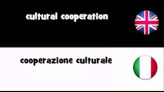 TRANSLATE IN 20 LANGUAGES = cultural cooperation