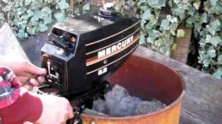 mercury 2.2 outboard ebay item # 110673993880