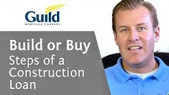 What are the steps to acquiring a construction loan- What are the steps for a construction loan?