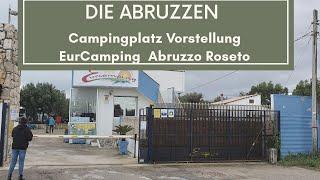 Campingplatz Vorstellung EurCamping  Abruzzo Roseto Italien