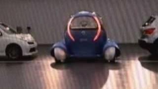誰能跟我比可愛-Nissan Pivo2 Concept(官網影片)