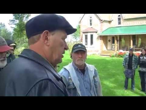 Michael Schmidt's Farm gets Raided