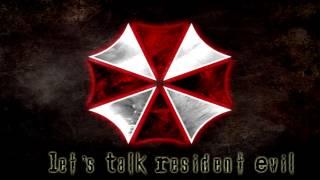 Let's Talk: Resident Evil-Podcast-Episode 18