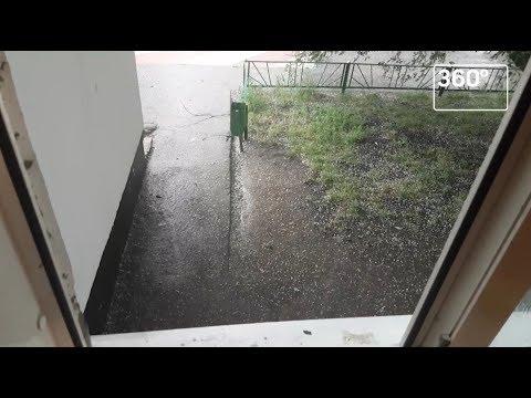 30.06.17 Шторм, град, ливень, потоп в Москве. Ураган В Москве 30 Июня