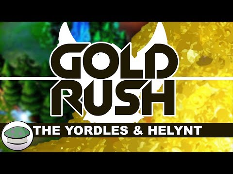 Gold Rush - The Yordles & Helynt