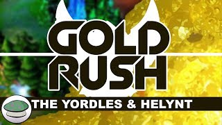 Repeat youtube video Gold Rush - The Yordles & Helynt (Original Song)