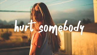 Noah Kahan - Hurt Somebody (Lyric Video)