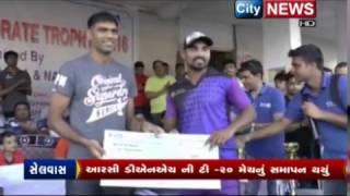 RCDNH FINAL Indian Cricketer MUNAF PATEL